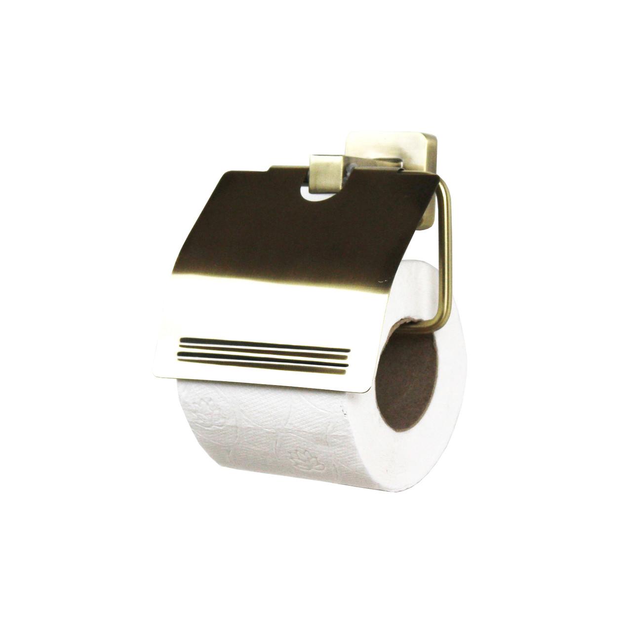 Бумагодержатель с крышкой GL235