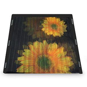 Москитная сетка с подсолнухами, фото 2