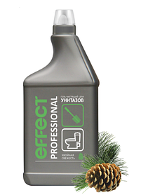 EFFECT PROFESSIONAL Чистящий гель для унитазов 750 мл