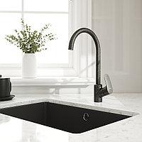 Смеситель для кухни, элегантный черный AM.PM F8007122 Like