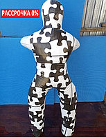 Манекен для борьбы рост 160-170см 30-35кг с руками