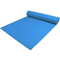 Коврик для йоги синий / размер 173x61 см / толщина 3 мм / Yoga mat