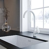 Смеситель для кухни, белый камень AM.PM F8007133 Like