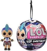 Кукла Лол Мальчик рокер LOL Surprise BFF Sweethearts Punk Boi