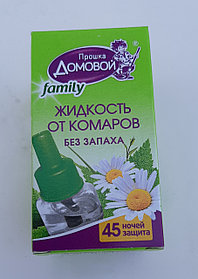 Жидкость от Комаров 45 ночей Домовой famili