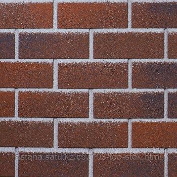 Фасадная плитка Hauberk, Кирпич, Баварский кирпич
