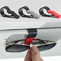 Автомобильный держатель для очков на козырек в ассортименте