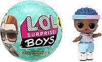 LOL Surprise Boys series 4, куклы-мальчики
