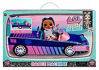 Машина Кабриолет Лол Сюрприз с куклой Дэнсбот - L.O.L. Surprise Dance Machine