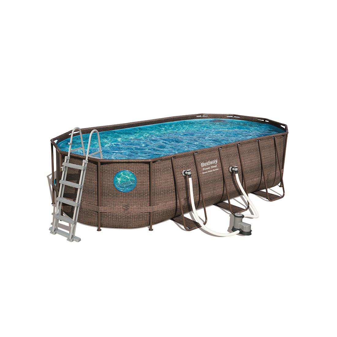 Каркасный бассейн Bestway 56716
