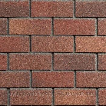 Фасадная плитка Hauberk, Кирпич, Терракотовый кирпич