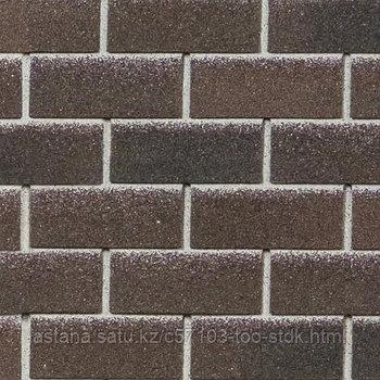 Фасадная плитка Hauberk, Кирпич,  Шотландский кирпич