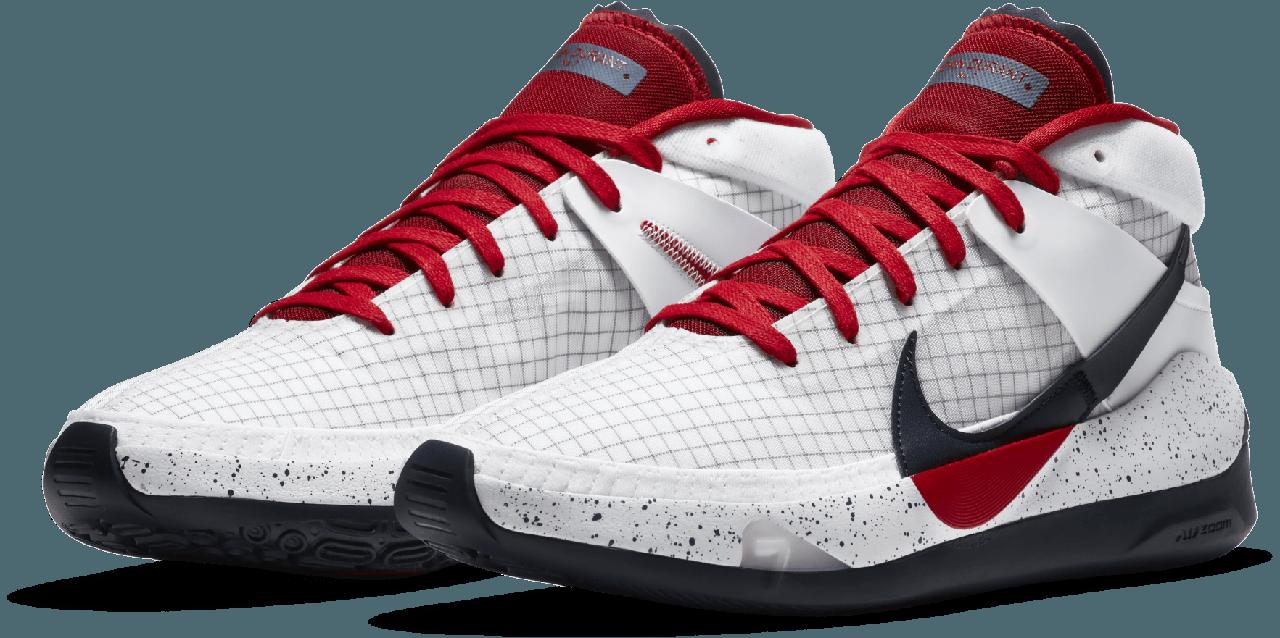 "Баскетбольные кроссовки Nike KD XIII (13) from Kevin Durant ""White"""