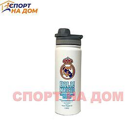 Клубная спортивная бутылка для воды Барселона (термос)