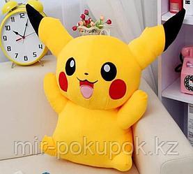 Мягкая игрушка большой Пикачу (Pokemon Pikachu) 80 см