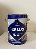 """Эмаль ПФ-115 """"BERLUX"""" 1л"""