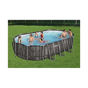 Каркасный бассейн Bestway 5611R, фото 2