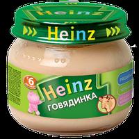 Heinz: Пюре 80г Говядинка