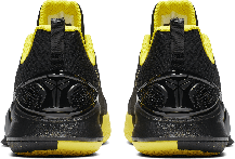 Баскетбольные кроссовки Nike Kobe Mamba Focus Black\Yelow, фото 3
