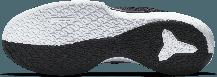 Баскетбольные кроссовки Nike Kobe Mamba Focus Black\White, фото 3