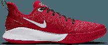 """Баскетбольные кроссовки Nike Kobe Mamba Focus """"Red"""", фото 3"""