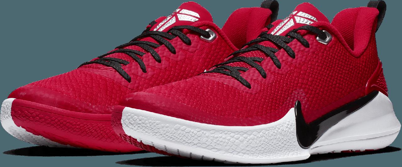 """Баскетбольные кроссовки Nike Kobe Mamba Focus """"Red"""""""