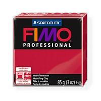 Масса для лепки Fimo professional  carmine 85g