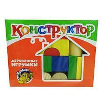 """Томик: Конструктор """"Цветной"""" 26 дет."""