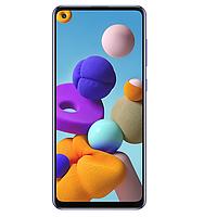 Смартфон Samsung Galaxy A21s 3/32Gb черный, фото 1