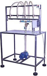 Полуавтомат розлива МР-02
