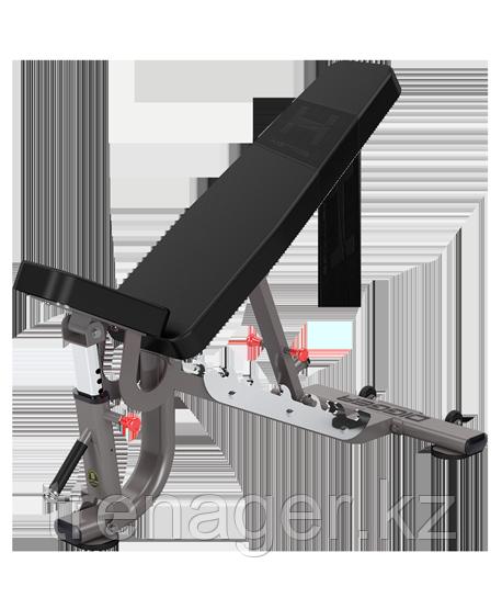 Скамья регулируемая с отрицательным углом Digger HD034-4