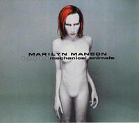 Marilyn Manson Mechanical Animals (Explicit Content) (фирм.)