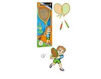 """YG Sport: Набор """"Badminton"""", 62 см., (в компл. 2 воланчика)"""