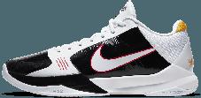 """Баскетбольные кроссовки Kobe Protro 5 """"Black&White"""" (40-46), фото 2"""