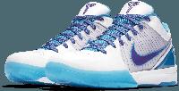 """Баскетбольные кроссовки Kobe Protro 5 """"Gold Squama"""" (40-46)"""