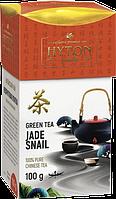 """HYTON Китайский чай зеленый """"Нефритовая Улитка"""" 100г"""