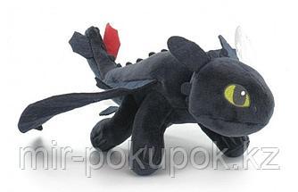 """Беззубик Мягкая игрушка  мультик """"Как приручить дракона"""" 26 см"""