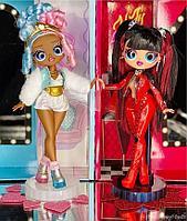 Кукла LOL OMG 4 Серия НОВИНКА - Конфетка (Sweets) и Перчинка (Спайси)