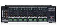 16-x канальный цифровой усилитель мощности 16х80Вт RMS 4Ом, (16х100Вт Dynamic 4Ом), бридж 8х160Вт RM
