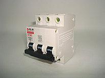 Автоматический выключатель 3Р 50А  ВА 47-63 (С) ELS