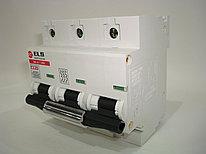 Автоматический выключатель 3Р 125А ВА 47-100 (С) ELS