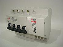 Автоматический выключатель дифф. 4Р 63А АД 14(4)  30мА ELS