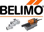 Регулирующие клапана и электроприводы Belimo