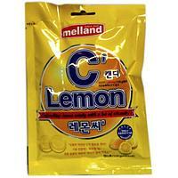 """Карамель Melland """"Lemon C Candy"""" со вкусом лимона 100г (Корея)"""