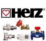 Радиаторные терморегуляторы и балансировочные клапаны фирмы Herz