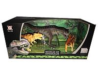 """XGL: Игр.н-р """"Динозавры"""", 3 шт. С"""