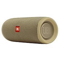 Портативная акустика JBL FLIP 5, песочная