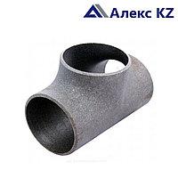 Тройник сталь равн Ду 125 привар Китай