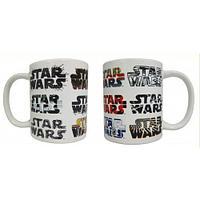 """Star Wars: Кружка керам. """"Последние Джедаи. Лого"""" 350мл"""