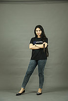 Серый фон Бумажный в рулоне 11м Х 2,72м от Kelly Photo США, фото 3
